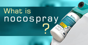 What is nocospray ?